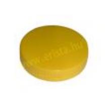 T082 műanyag tető sárga