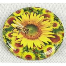 Méhészet T082 tető nagy napraforgós