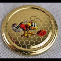 T082 tető vidám méhecske