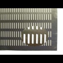 Méhészet Anyarács alumínium, 33 x 33 cm-es méretben