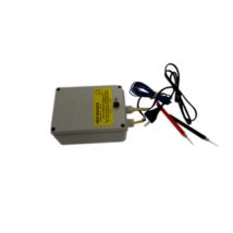 Műlép besütő készülék rozsdamentes huzalhoz 230V/6V