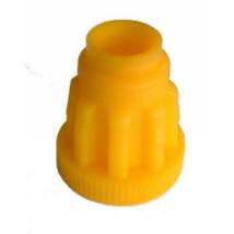 Méhészet Bölcsőtartó Jenter sárga recés (50 db)