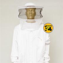 Méhészkabát levehető kalappal/XS Sw.
