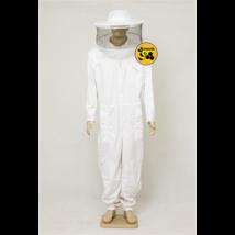 Méhészoveráll levehető kalappal/XS Sw.