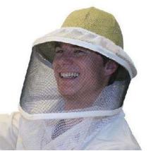 Méhészet Arcvédő háló Sw.