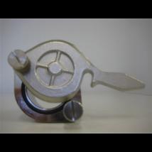 "Mézcsap krómozott bronz 40 mm, 1"" 1/2, komplett"