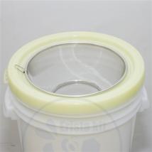 Mézszűrő 40 kg-os műanyag méztartályhoz fém