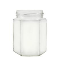 Hexagon 190 ml üveg (T058)