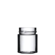 Vaso plus 156 ml üveg (T058 D)