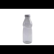 Méhészet Ivóleves üveg 500 ml tetővel