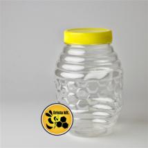 Méhészet Flakon műanyag hordó 1000g