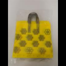 Táska - 2 x 0,25 kg  sárga 25 db/csom
