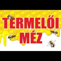 Tábla - Termelői méz