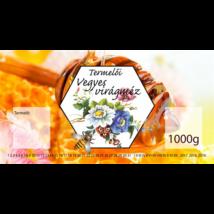 Címke bianco Vegyes virág 1000 g