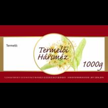 Címke bianco Hárs 1000 g