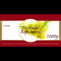 Címke bianco Repce 1000 g