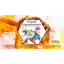 Címke bianco Napraforgó 1000 g
