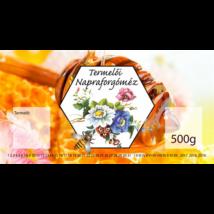 Címke bianco Napraforgó 500g