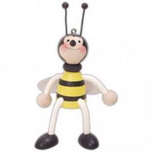 Méhészet Rugós figura méhecske- fiú