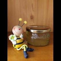 Méhészet Akácméz 250g fazettás üvegben