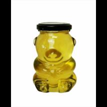 Méhészet Akácméz maci formájú üvegben 350g