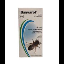 Méhészet Bayvarol 5*4  csík