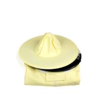 Méhészkabát gyerek 128-as levehető kalappal