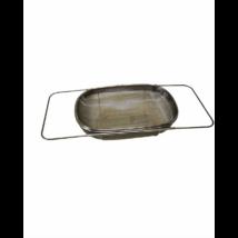 Mézszűrő ovális dupla Inox