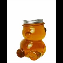 Méhészet Vegyes virágméz macis üvegben 400g