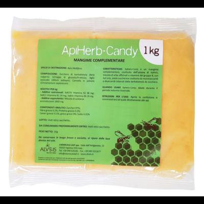 Méhészet ApiHerb Candy cukorlepény 1 kg