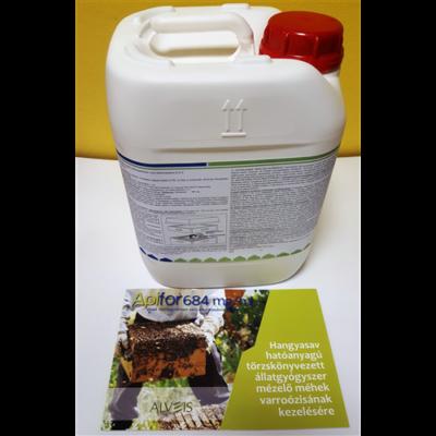 Méhészet Apifor 684 mg/ml hangyasav 60% 5 liter