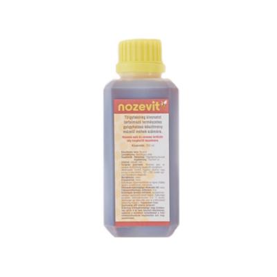 Nozevit 250 ml varroa atka elleni szer és gyógyhatású nozéma elleni készítmény