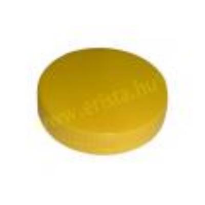 Méhészet T082 műanyag tető sárga