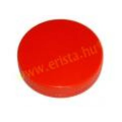 T082 műanyag tető piros