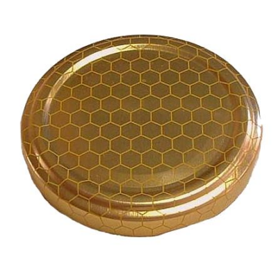 Méhészet T063 tető méhsejtmintás