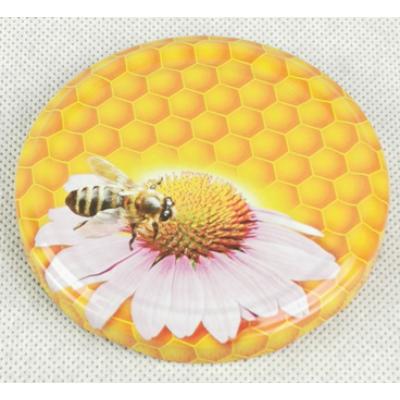 Méhészet T082 tető margarétás