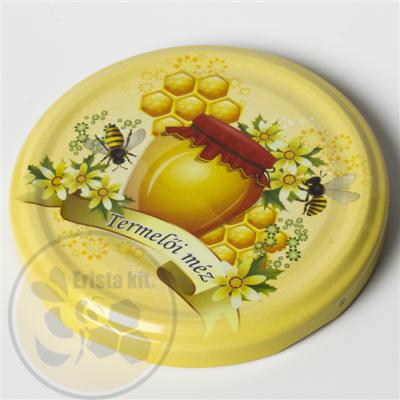Méhészet T082 tető termelői méz csuporral