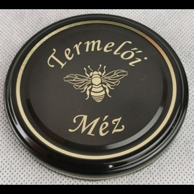 Méhészet T082 tető termelői fekete