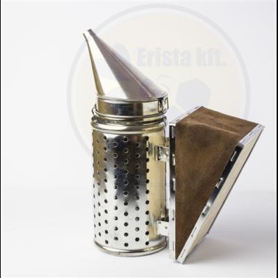 Méhészet Füstölő bőr pumpával lyukacsos nagy