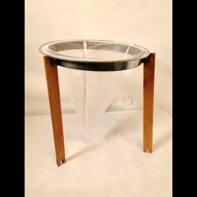 Méhészet Mézszűrő  kúpalakú 500 mic, 32 cm