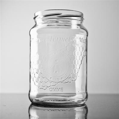 Méhészet OMME termelői mézesüveg 730 ml db