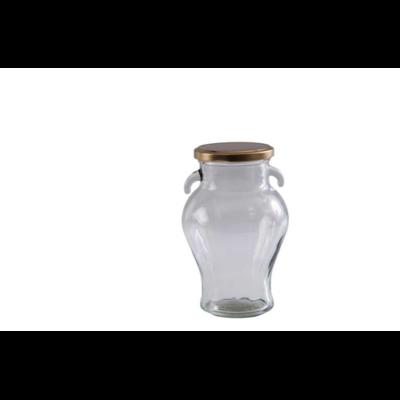 Méhészet Görög amphora üveg 580 ml