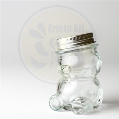 Méhészet Üveg maci kalapos 100 ml