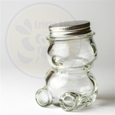 Méhészet Üveg maci 160ml