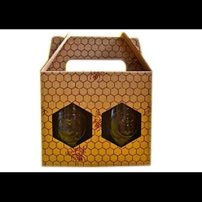 Méhészet Doboz méhsejtes 2x370ml