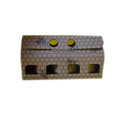 Méhészet Doboz méhsejtes házikó 4*40ml