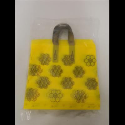 Táska -  0,25 kg sárga 25 db/csom