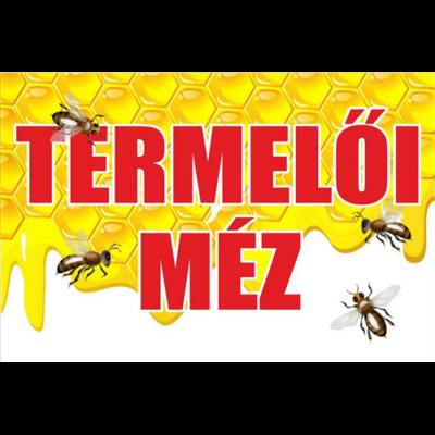 Méhészet Tábla - Termelői méz