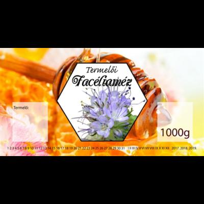 Címke bianco Facélia 1000 g