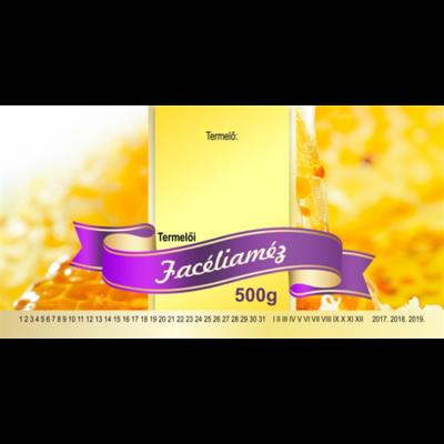 Címke bianco Facélia 500g
